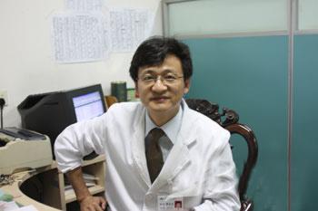 中医针灸减肥专家图片